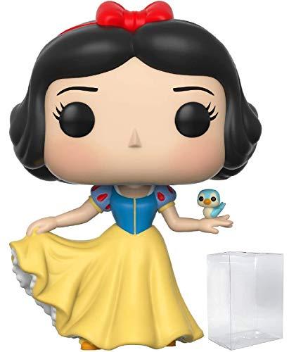 Funko Pop! Disney: Snow White and The Seven Dwarfs - Snow White Vinyl Figure (Includes Pop Box Protector Case) ()