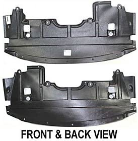 Garage-Pro Fender Liner for NISSAN SENTRA 07-09 FRONT RH Base//S//SL Models