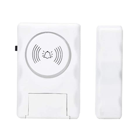 Timbre de timbre de alarma antirrobo, sensor de alarma ...