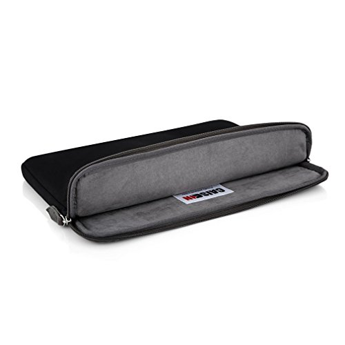 Caison 14 Quot Designer Classic Comfort Laptop Sleeve Case Pouch For 14 Inch Notebook Bag Protective