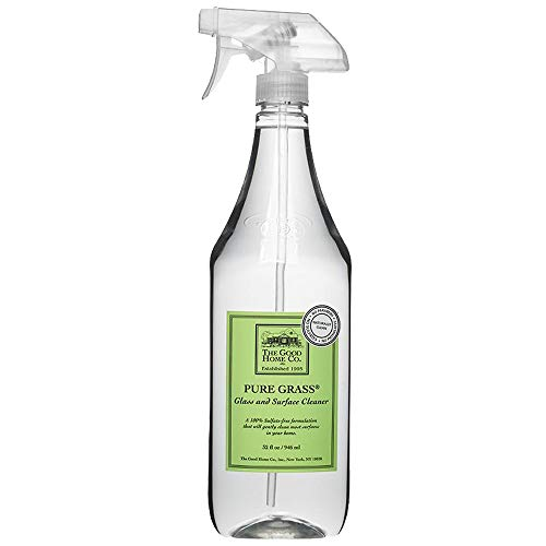 The Good Home Co. Pure Grass Surface Cleaner, 32 Ounce