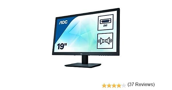 AOC E975SWDA - Monitor de 18,5
