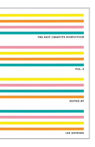 writing creative nonfiction the literature of reality