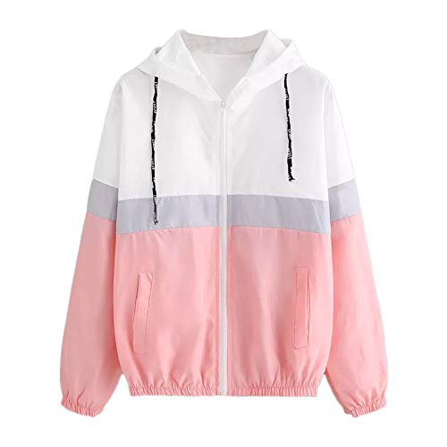 Pink Coat Corduroy Jacket Sleeve Overcoat XOWRTE b Long Cardigan Windbreaker Women Drawstring Oversize Hoodie Patchwork wqgwOT4n