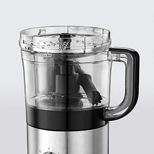 Russell Hobbs 25280-56 Procesador de alimentos Compact, 500 W, 1.9 litros, De plástico, 2 Velocidades, Plateado: Amazon.es: Hogar