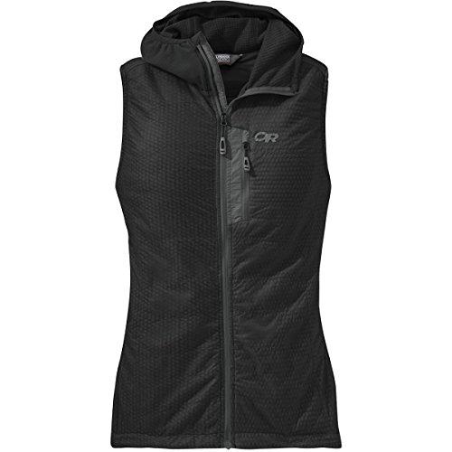弱める変成器スリップシューズ[アウトドアリサーチ] レディース ジャケット?ブルゾン Deviator Hooded Vest - Women's [並行輸入品]