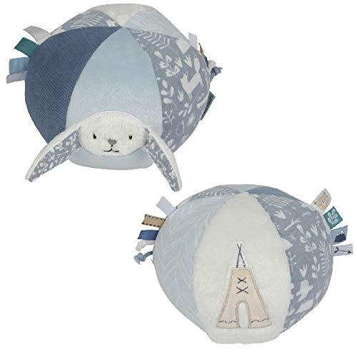 TIAMO 0401128Little Dutch Rattle Ball (Blue)