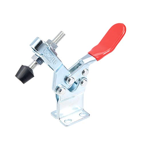 uxcell Toggle Clamp DLS-225-DHB Horizontal Clamp Quick Release Tool 230Kg 506lbs Capacity from uxcell
