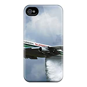 New Iphone 6 Cases Covers Casing(evergreen 747 Supertanker)