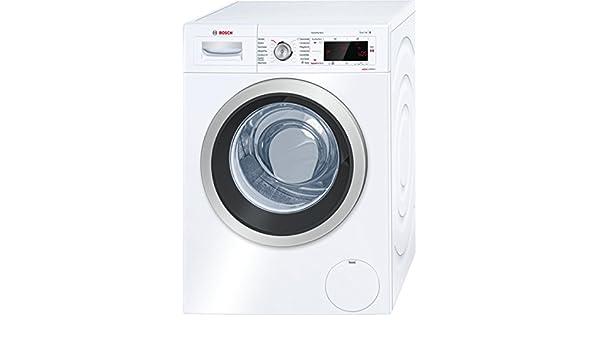 Bosch: Serie 8 VarioPerfect waschvoll Automat waw284 0ach: Amazon ...