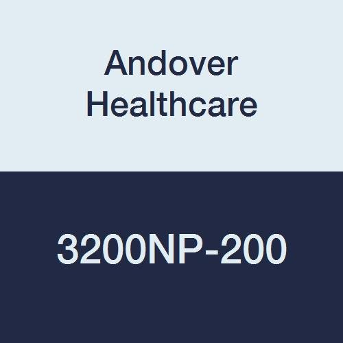 Andover Healthcare 3200NP-200 Coflex Non-Woven Cohesive Self-Adherent Wrap, 15' Length, 2'' Width, Neon Pink, Latex Bulk (Pack of 200)
