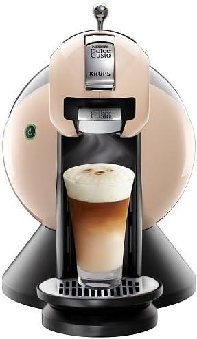 Krups Dolce Gusto KP2102 Máquina de café en cápsulas Beige 1,4 L - Cafetera (Máquina de café en cápsulas, 1,4 L, 1500 W, Beige): Amazon.es: Hogar