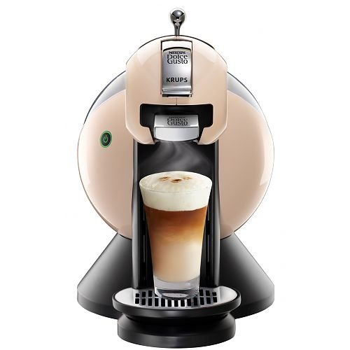Krups Dolce Gusto KP2102 Máquina de café en cápsulas Beige 1,4 L - Cafetera (Máquina de café en cápsulas, 1,4 L, 1500 W, Beige)