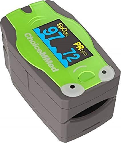 89d2e575620 Choicemmed MD300C53 Pediatric Fingertip Pulse Oximeter  Amazon.in ...