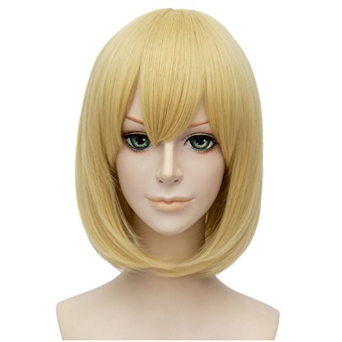 Flovex-Short-Straight-Anime-Bob-Cosplay-Wigs-Natural-Sexy-Costume-Party-Daily-Hair-with-Bangs