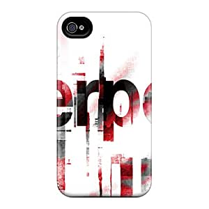 New Style Anitaph Hard Case Cover For iphone 6- Popular Club Of England Liverpool