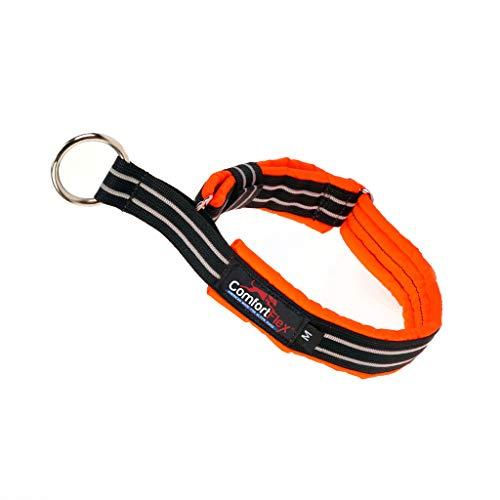 ComfortFlex PetPDC Limited Slip Collar, Large, Hunter Orange