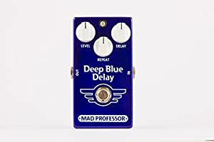 mad professor deep blue delay guitar effects pedal musical instruments. Black Bedroom Furniture Sets. Home Design Ideas