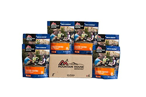 Mountain House Chicken Teriyaki with Rice 6-Pack