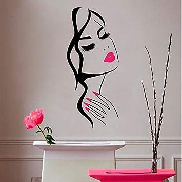 Mddjj Tatuajes De Pared Salón De Belleza Manicura Salón De