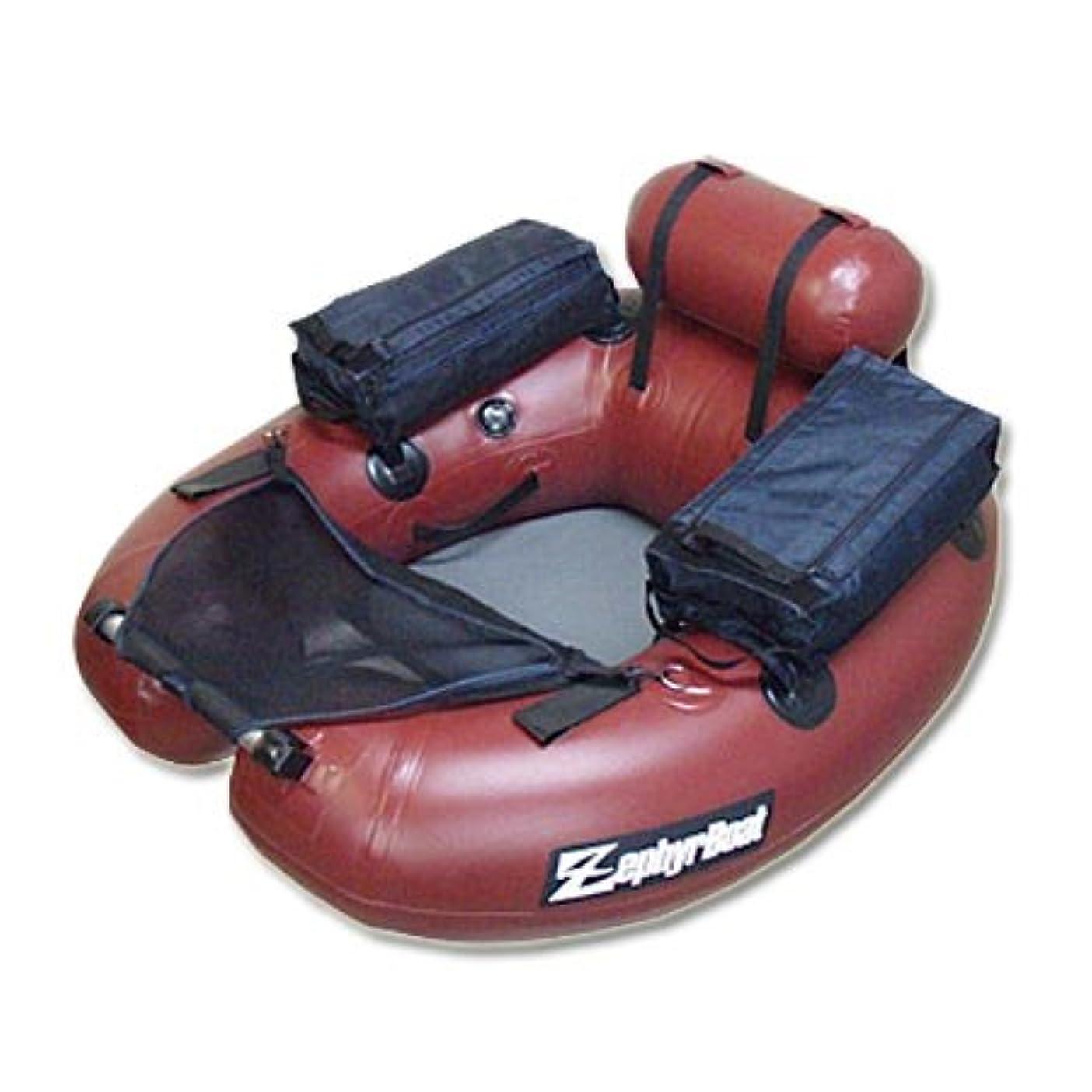 分数解明スケートゼファーボート(ZephyrBoat) ZF-158VH ワインレッド ZF-007-WR