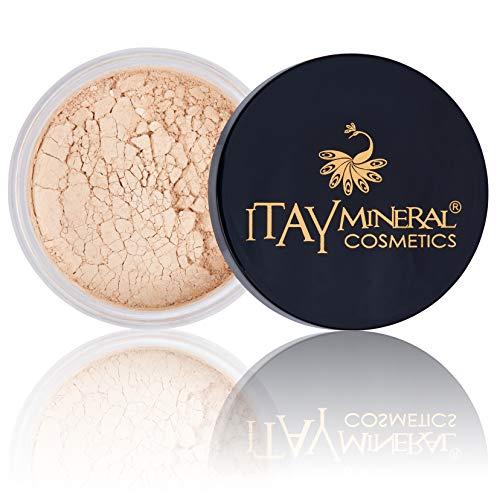 Itay Mineral Cosmetics Natural Loose Mica Powder Foundation MF-7 ITALYAN BISCOTTI