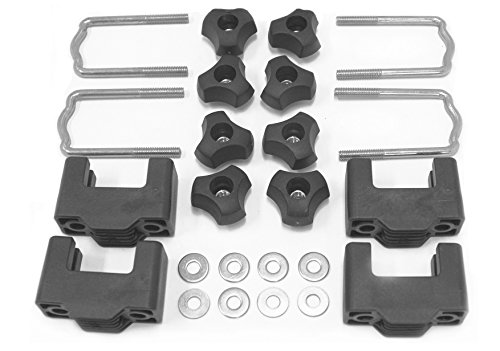 Rhino Rack Kayak Carrier Fitting Kit for Aero Bar/Thule Aero Bar