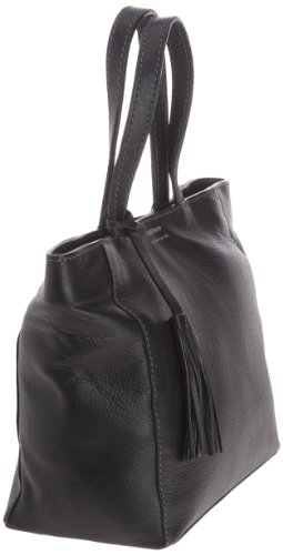 Bag Shopping Noir black Leather Twig Pm Loxwood Female Jaïpur qt0pwFOWxI