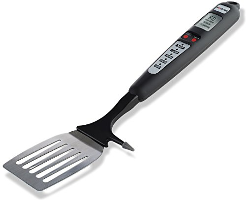gourmia-gth9175-thermometer-spatula-turner-digital-meat-thermometer-for-grilling-barbecue-home-kitch