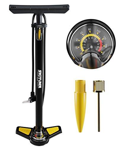 high pressure bike tire pump - 5