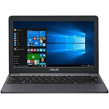 "ASUS VivoBook E203NA-YS03 11.6"" Featherweight Design Laptop, Intel Dual-Core Celeron N3350 2.4GHz Processor, 4GB DDR3 RAM, 64GB EMMC Storage, ..."