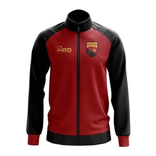 Airo Sportswear Papua New Guinea Concept Football Track Jacket (Red)