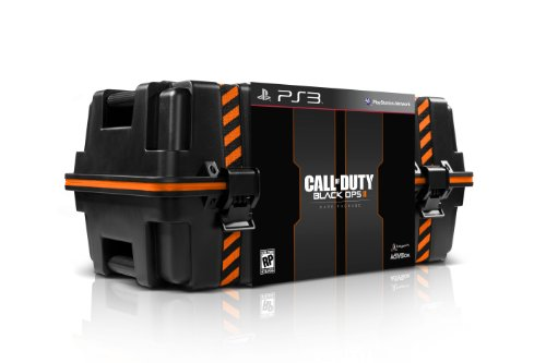 ps3 call of duty black ops ii - 1