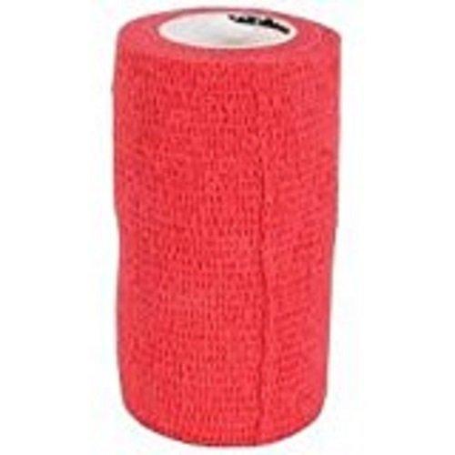 Confezione da 18 x Hyhealth Sportwrap Vetwrap Style bende in rosso per cavallo o pony – (10 bende per ferite acquisto) per incartare per zoccoli, zoccolo, Ascesso, infezioni