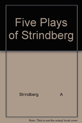 Five Plays of Strindberg