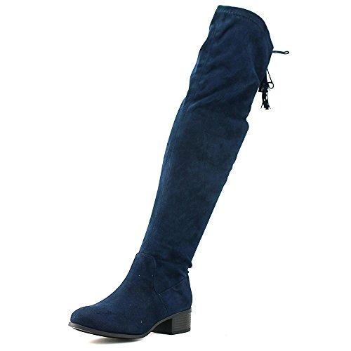 Madden Girl Frauen Stiefel Blau Groesse 10 US/41.5 EU