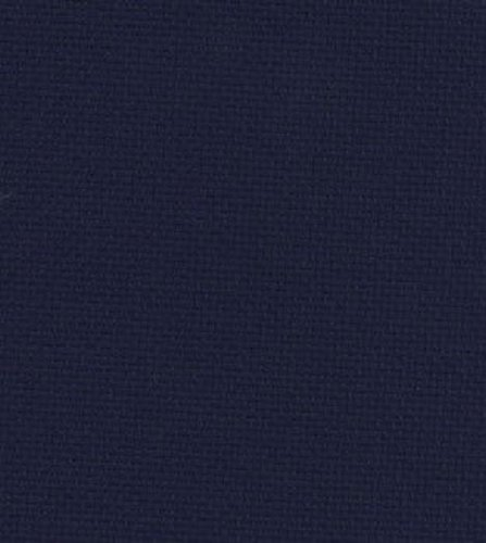 50cm x 55cm Fat Quarter 14 Count Navy Blue Aida Cross Stitch Fabric