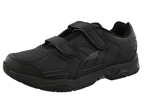 Avia Men's Avi-Tangent Strap Black/Iron Grey Ankle-High Rubber Walking Shoe - 13WW