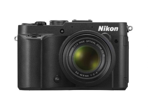 Nikon COOLPIX P7700 12.2 MP Digital Camera with 7.1x Optical Zoom NIKKOR ED Glass Lens and 3-inch Vari-Angle LCD (OLD - Glasses For Cash Old