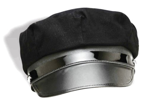 Forum Novelties Limo Driver Chauffeur Hat for Adults - One Size