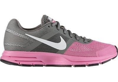 Nike Air Pegasus +30 Pink/Black Ladies Running Shoes