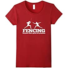Fencing because other sports are Pointless T Shirt