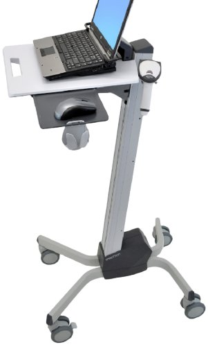 Ergotron Neo Flex 24-205-214 12 to 17-Inch Laptop Cart by Ergotron