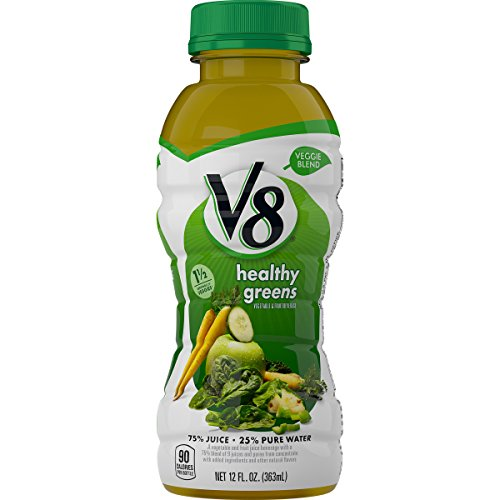 v8-veggie-blend-healthy-greens-12-ounce-pack-of-12