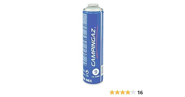 Campingaz CG 3500 Cartucho Gas a válvula, Unisex, Azul, M