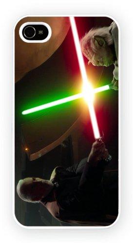 Star Wars: Episode II - Attack of the Clones - Dooku Yoda, iPhone 6, Etui de téléphone mobile - encre brillant impression