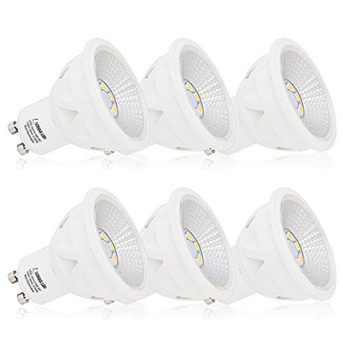 Gu10 6W Led Light Bulbs - 2