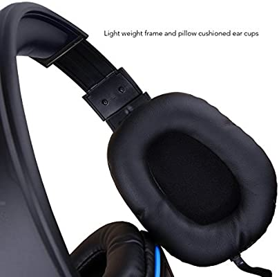 PDP Sony Afterglow LVL 3 Stereo Gaming Headset 051-032, Black