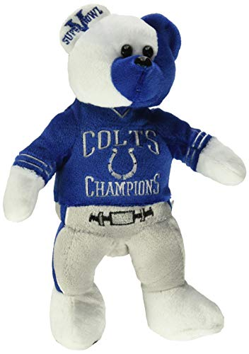 FOCO NFL Indianapolis Colts Baltimore Colts V Champions Team Vs Team Thematic Bear Super Bowl ()
