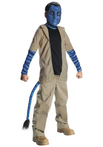 Rubies Costume Company Avatar Jake Sully Boys Costume